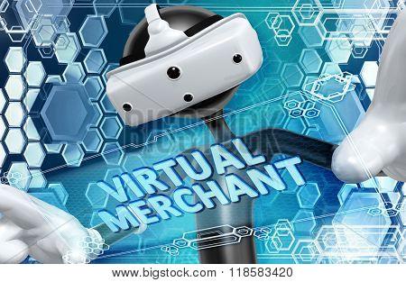 Virtual Reality VR Merchant