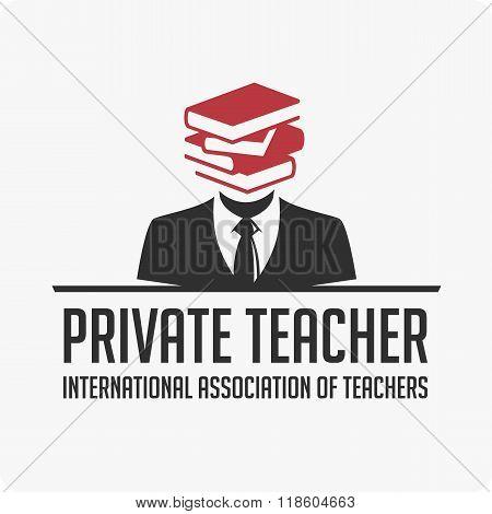 Private teacher logo.
