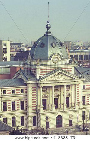 Coltea Hospital From Bucharest
