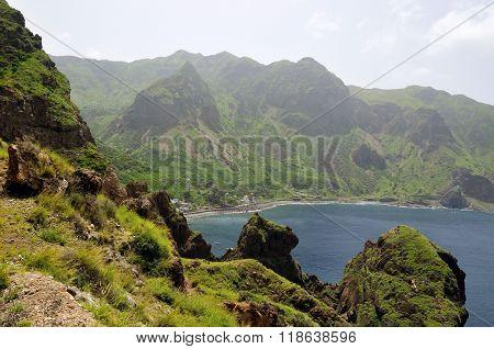 Bay Of Fajan D'agua