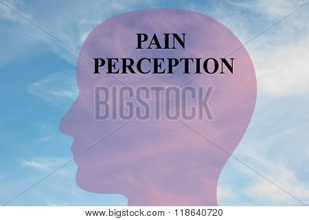 Pain Perception Concept