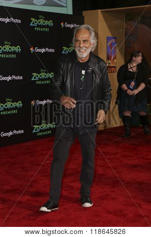 LOS ANGELES - FEB 17:  Tommy Chung at the Zootopia Premiere at the El Capitan Theater on February 17, 2016 in Los Angeles, CA
