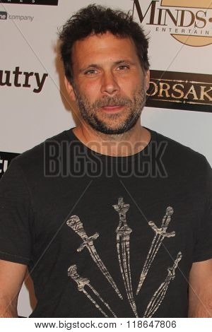 LOS ANGELES - FEB 16:  Jeremy Sisto at the Forsaken Los Angeles Special Screening at the Autry Museum of the American West on February 16, 2016 in Los Angeles, CA