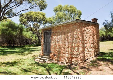 Farm Outbuilding at Azelia Ley Homestead