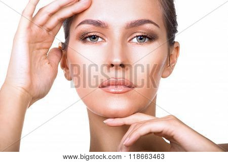 Natural Beauty Woman