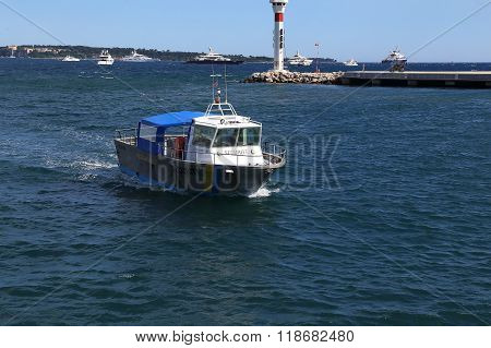 Marine Police Cannes
