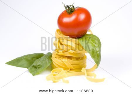 Pasta Tower