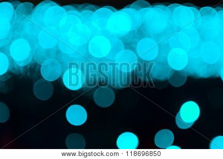Abstract Light Celebration Blur Background.