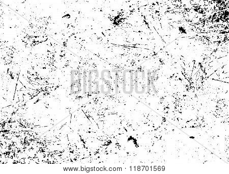 Light Grunge Texture White And Black 2