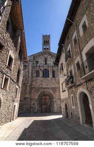 La Seu D'urgell (catalunya, Spain)
