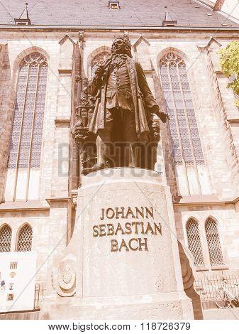 Neues Bach Denkmal Vintage