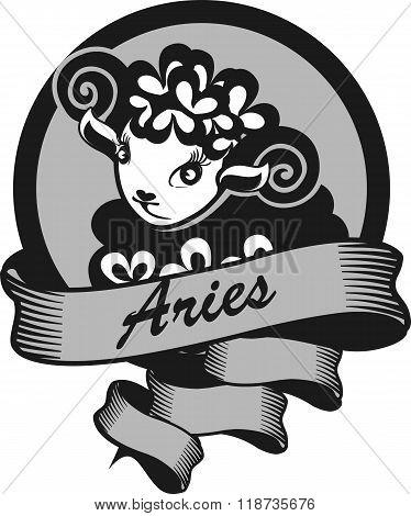 Horoscope Sign Aries