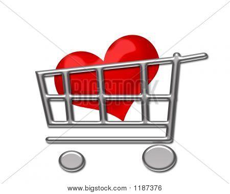 Heart Shoping