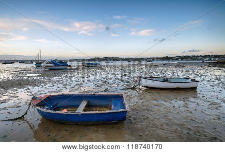 Boats At Sandbanks