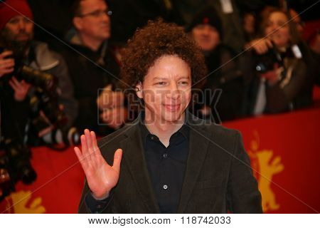 Michel Franco attends the 'Genius' premiere during the 66th Berlinale International Film Festival Berlin at Berlinale Palace on February 16, 2016 in Berlin, Germany.
