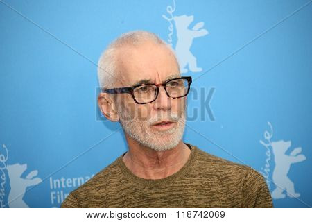 Director Lee Tamahori attends the 'The Patriarch' (Mahana) photo call during the 66th Berlinale International Film Festival Berlin at Grand Hyatt Hotel on February 13, 2016 in Berlin, Germany.