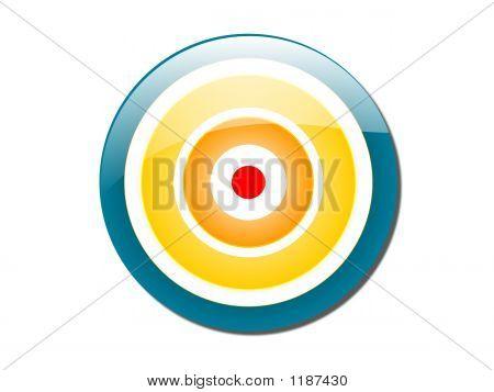 Bull'S Eye Colored