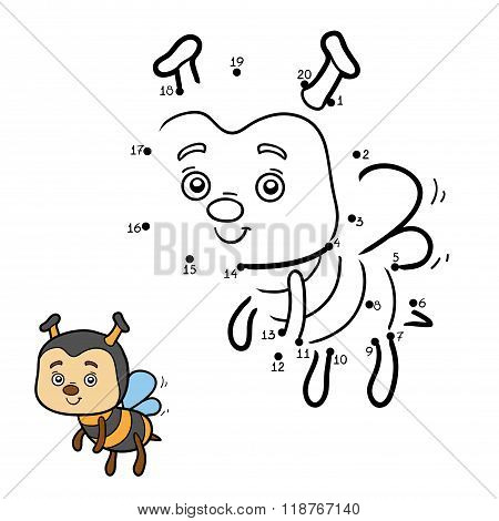 Numbers Game For Children (bee)