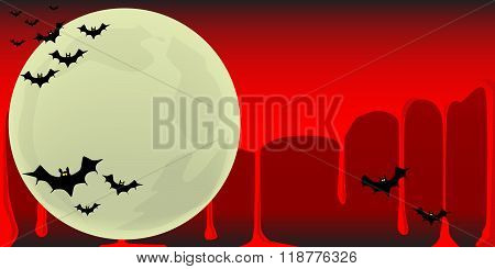 Vampire Bats Background