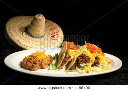 Mexican Combo Plate