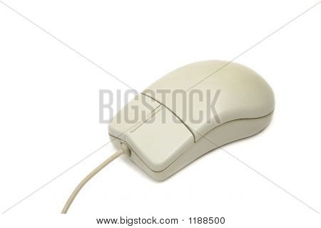 Used Computer Mouse