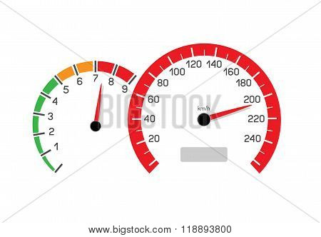 car speeding limit
