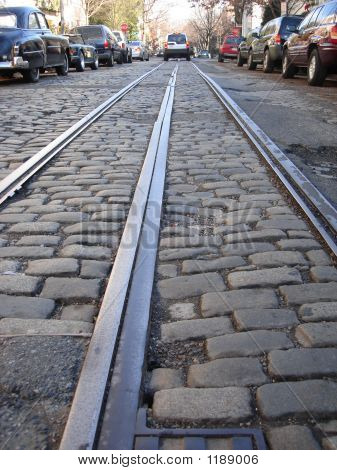 Trolley Tracks