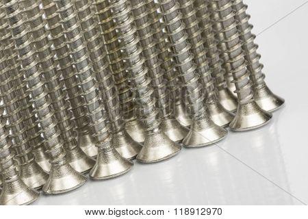 Steel Screws.