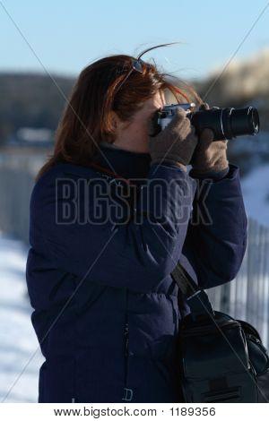 Woman Photgrapher 6