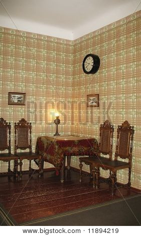 Old Room interior