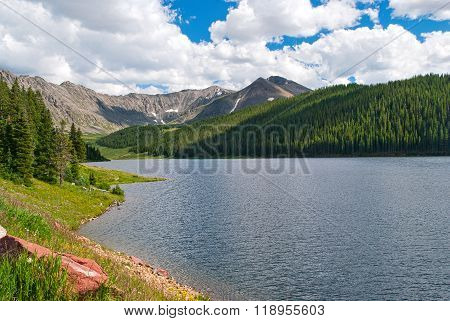 Rocky Mountain Landscape