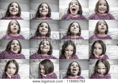 Children Common Expresions