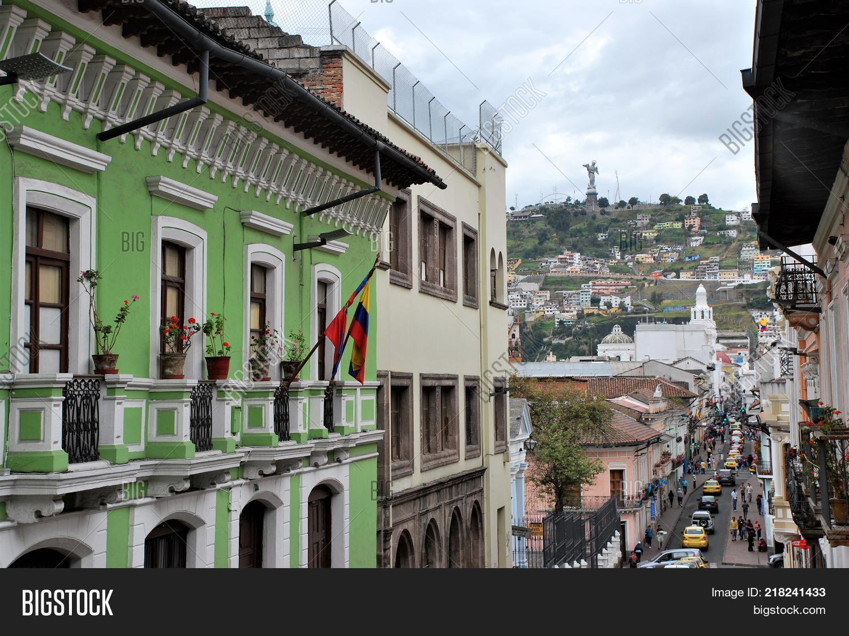 Quito Ecuadon January Image Photo Free Trial Bigstock