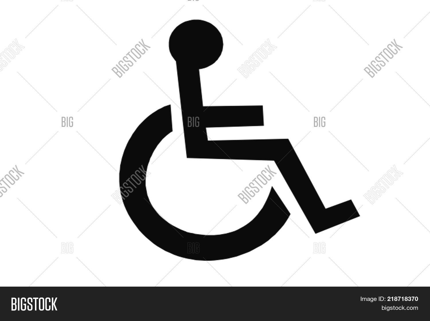Disability Disabled Image Photo Free Trial Bigstock