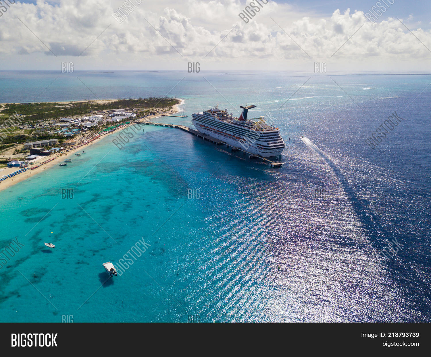 GRAND TURK TURKS CAICOSDECEMBER Image Photo Bigstock - Turks and caicos cruise ship schedule