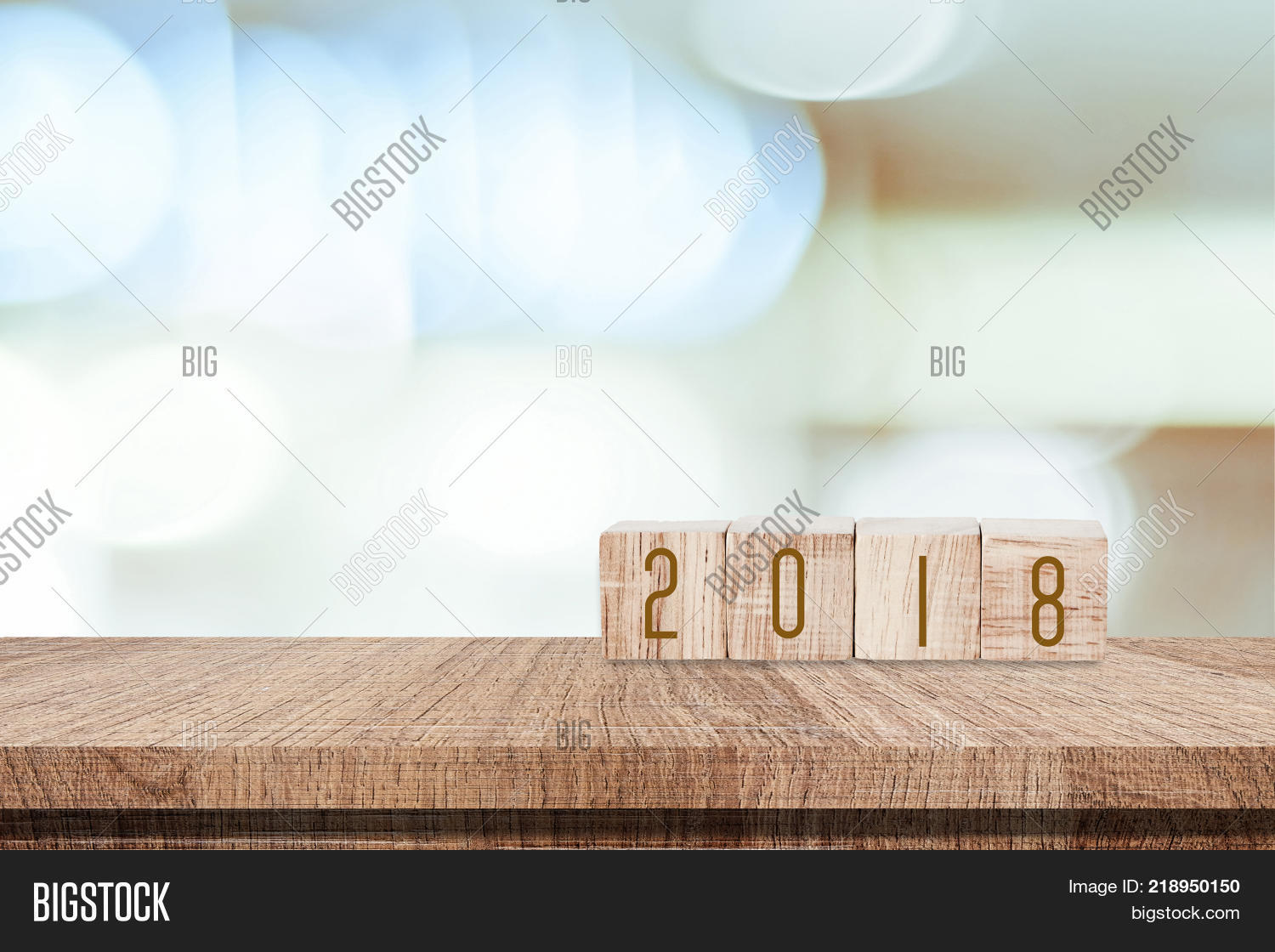 2018 New Year Greeting Image & Photo (Free Trial) | Bigstock