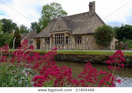 Cottage in Lower Slaughter Cotswolds UK