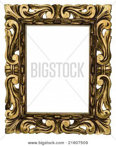 Antique Wooden Frame