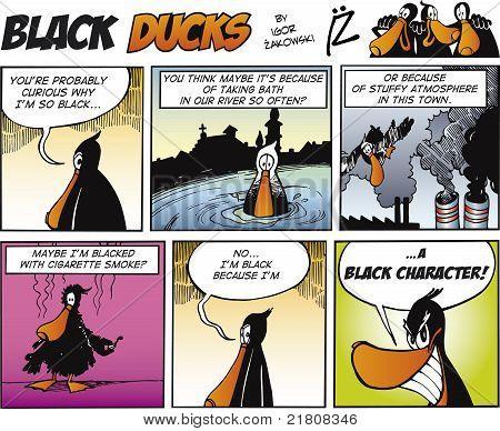 Black Ducks Comics Episode 67