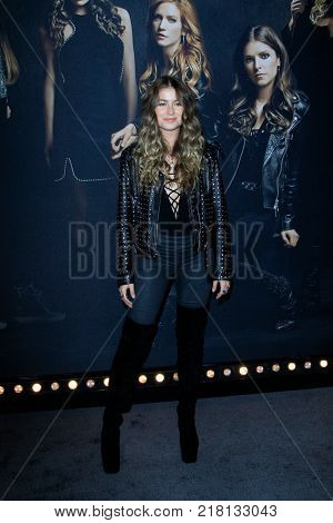 LOS ANGELES - DEC 12:  Sofia Reyes at the