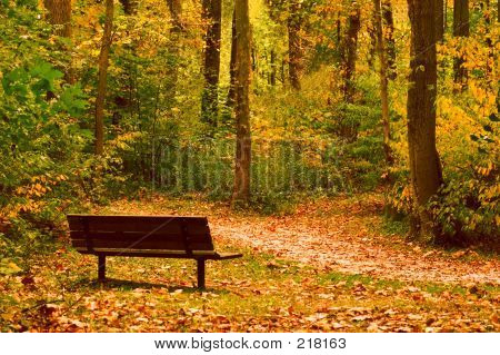 Peaceful Resting Place