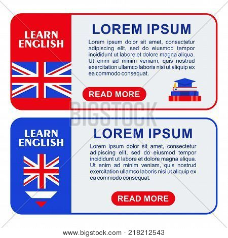 English Banners Book