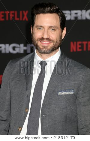 LOS ANGELES - DEC 13:  Edgar Ramirez at the