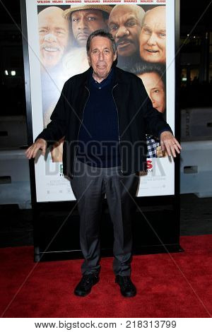 LOS ANGELES - DEC 13:  Ivan Reitman at the