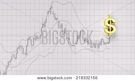 Chart Indicator Copy Image Photo Free Trial Bigstock