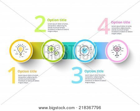 Business Process Vector & Photo (Free Trial) | Bigstock