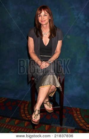 LOS ANGELES - JUL 16:  Pamela Sue Martin at the Hollywood Show at Burbank Marriott Convention Center on July 16, 2011 in Burbank, CA