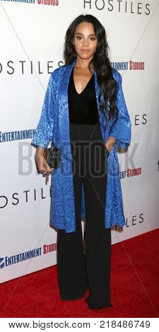 LOS ANGELES - DEC 14:  Bianca Lawson at the