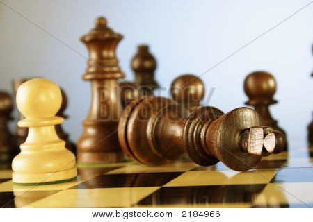 Chess game-King