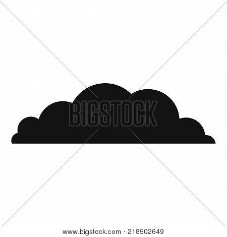 Climate icon. Simple illustration of climate vector icon for web